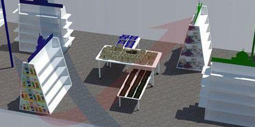 Jasa Pembuatan Booth Al Mahira