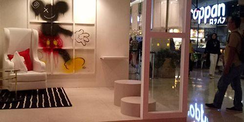 Jasa Pembuatan Booth Odeco Living Disney